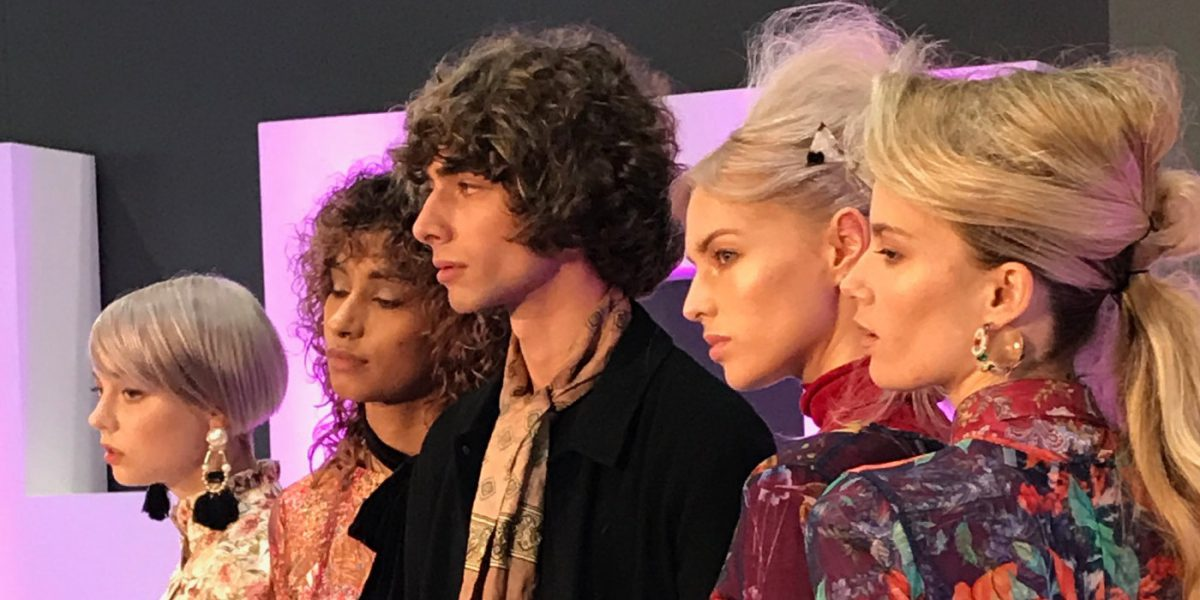 Frisuren Trends: Fotos und Videos vom Salon International in London