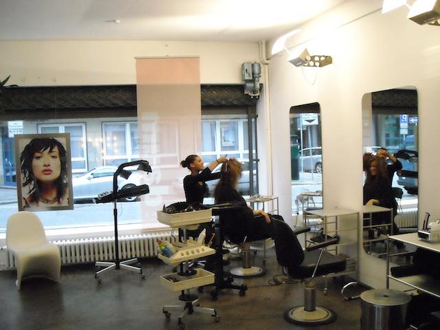 Friseure Daum Fotos vom Salon