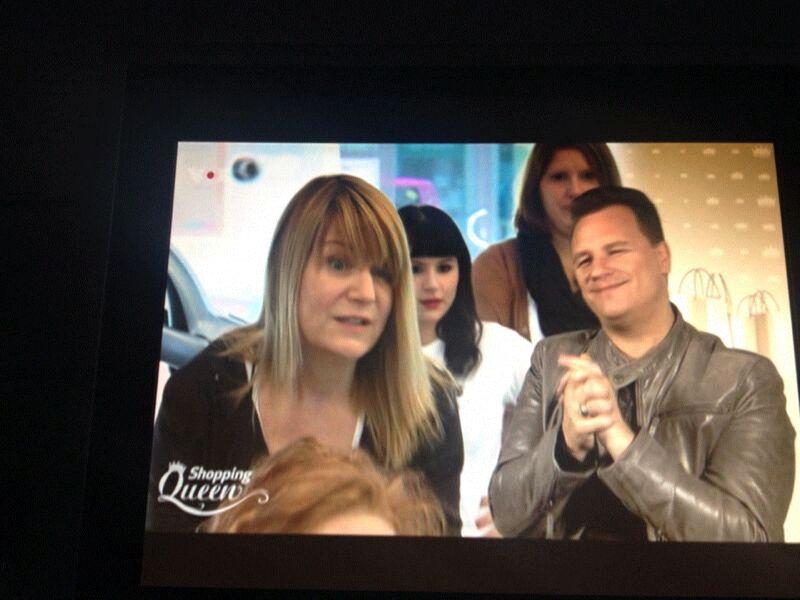 Hamburger Friseur DAUM zum zweiten mal in der Vox-Sendung bei Shopping Queen