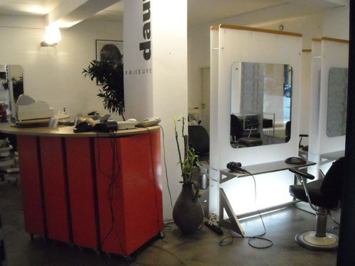 Daum Friseurgeschäft Foto 2