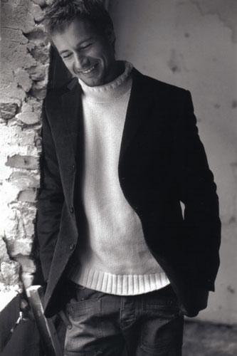 Model, Frisuren für Männer Foto 2