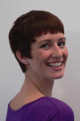 Anna, Kurzhaarschnitt Frauen Foto 1