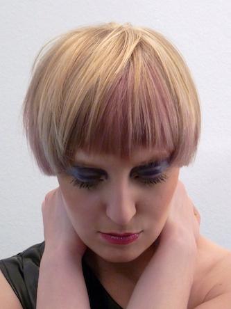 Lena, Kurzhaar-Frisur Frauen Foto 2
