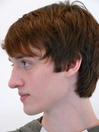 Ricardo, Männerfrisur / -haarschnitt Foto 2