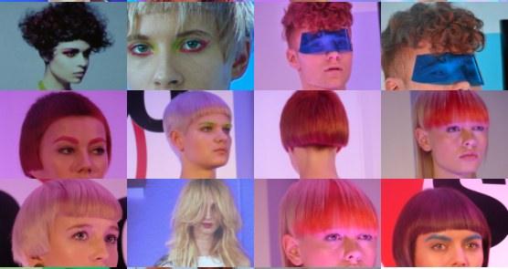 Kurze Einblicke in die neuen Trends 2013 von führenden Londoner Friseuren als Video-Sanpshot ...