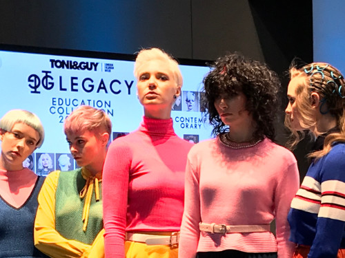 20-Trendfrisuren aus London 2018