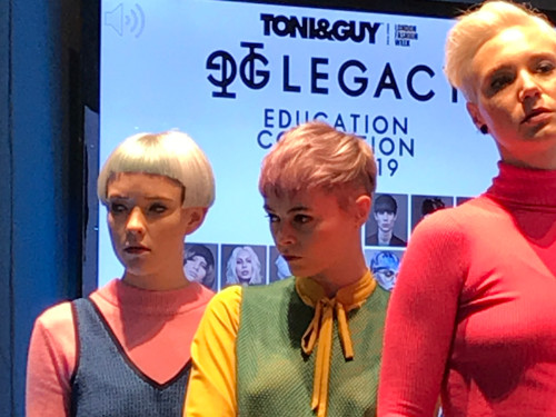 21-Trendfrisuren aus London 2018