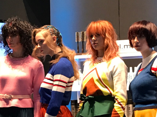 25-Trendfrisuren aus London 2018