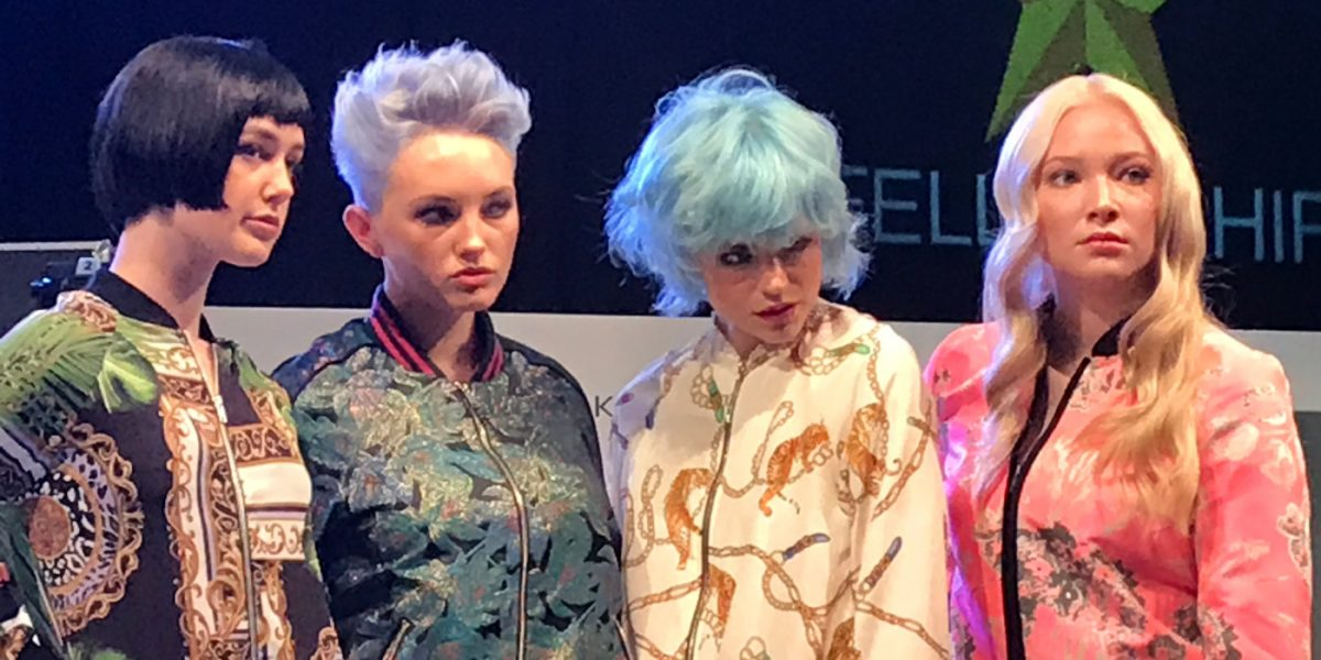Frisuren Trends: Fotos und Videos vom Salon International in London 2018
